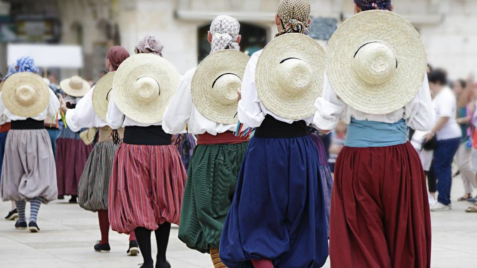 Folk dances and folklore are still very important in Mallorca today.